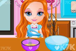 《芭比宝贝蛋糕屋》截图4