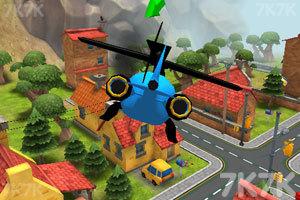 《迷你直升机驾驶》截图3