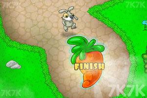 《兔老爹寻找胡萝卜》游戏画面7
