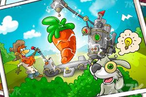 《兔老爹寻找胡萝卜》游戏画面2