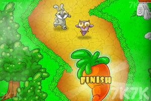 《兔老爹寻找胡萝卜》游戏画面5
