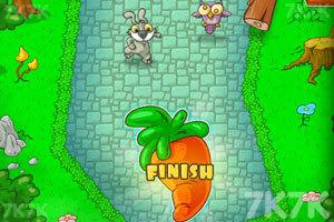 《兔老爹寻找胡萝卜》游戏画面3