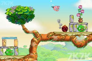 《愤怒的小鸟思黛拉电脑版》游戏画面4