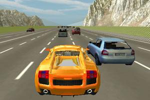 《3D公路驾驶》游戏画面1