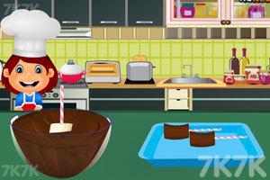 《香蕉巧克力棒》游戏画面3