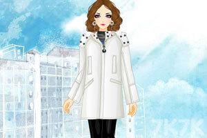 《冬日的一抹白色》游戏画面3