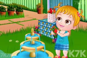 《可爱宝贝春季大扫除》游戏画面4
