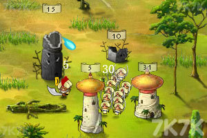 《文明战争3》游戏画面1