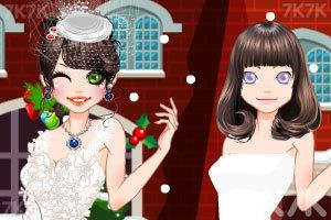 《圣诞舞会装扮》游戏画面3