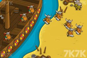《海盗抢滩登陆战》游戏画面3