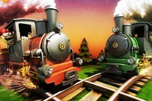《3D小火车》截图2