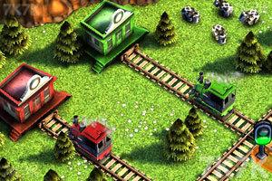 《3D小火车》截图5