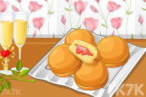 《草莓芝士甜甜圈》截图3