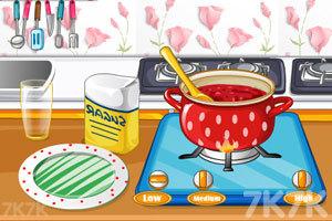 《草莓芝士甜甜圈》截图2