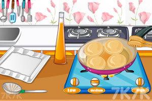《草莓芝士甜甜圈》截图1