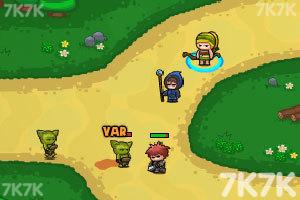《皇族战争无敌版》游戏画面3