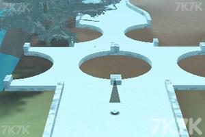 《冰地高尔夫》游戏画面4