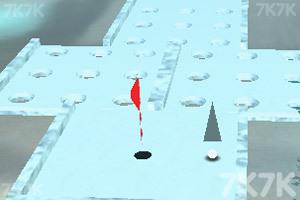 《冰地高尔夫》游戏画面5