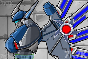 《组装机械战神》游戏画面5