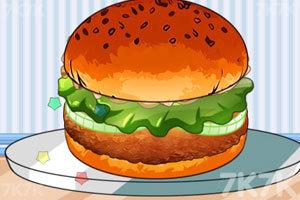 《女孩做汉堡》截图1