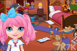 《芭比宝贝的寻宝之旅》游戏画面3