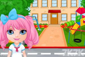 《芭比宝贝的寻宝之旅》游戏画面2