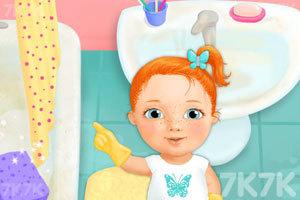 《宝贝大扫除3》游戏画面2