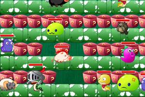 《小羊快跑》游戏画面1