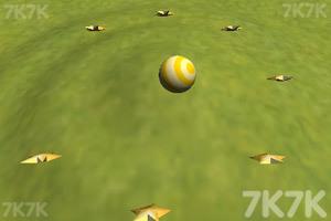 《滚动的石头》游戏画面2