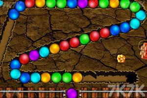 《金矿祖玛》游戏画面2