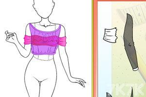 《时尚的春装》截图1