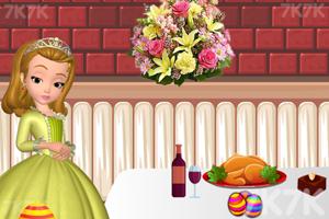 《复活节聚会装饰》游戏画面1