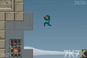 《睡衣男孩3》游戏画面3