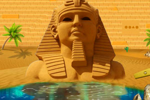 《逃出沙漠金字塔》游戏画面1