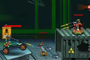 《超级死亡战车4》游戏画面1