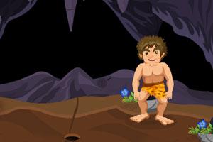 《男子洞穴逃生》游戏画面1