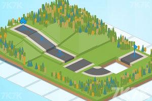 《公路通行建设》游戏画面3