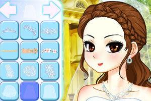 《最美韩国姑娘》游戏画面1