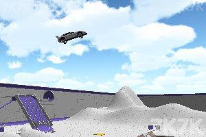《特技赛车竞技场》游戏画面3