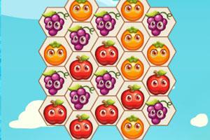 《迷你水果消消乐2》游戏画面1