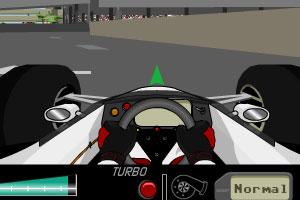 《F1超级赛车》游戏画面1