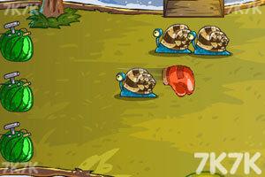 《水果保卫战4无敌版》游戏画面4