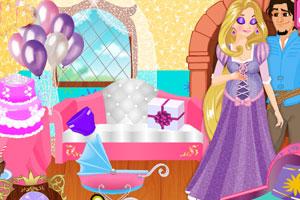 公主的婴儿房