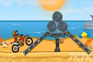 《摩托障碍挑战》游戏画面5