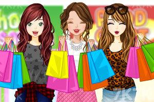 《三姐妹的疯狂购物日》截图1