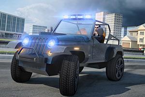 《3D卡车停靠》游戏画面1