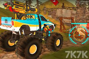 《百变大卡车》游戏画面1