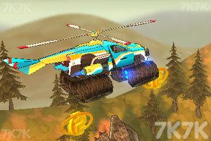 《百变大卡车》游戏画面2