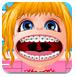 芭比宝贝戴牙套
