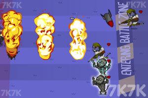 《抵御侵略猫无敌版》游戏画面1